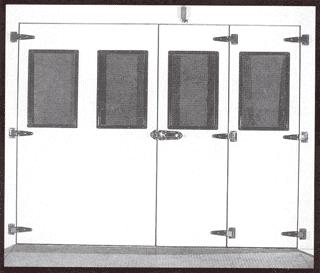 QUADRAFT STYLE DOORS