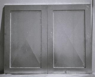 Standard drive-in doors